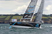 Alan Roberts (Seacat Services) during the start of the Douarnenez Fastnet Solo 2017 on September 17, 2017 in Douarnenez, France - Photo Francois Van Malleghem / ProSportsImages / DPPI