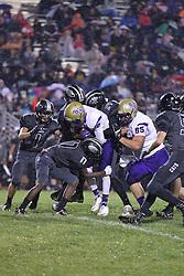 30 September 2016: Bloomington Raiders at Normal West Wildcats (West Homecoming) IHSA football, Normal Illinois<br /> <br /> #NormalWestFootball #Wildcats #bestlookmagazine #alphoto513 #IHSA #IHSAFootball #BloomingtonRaiders