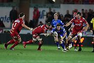 081016 Scarlets v Newport Gwent Dragons