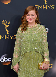 Amy Poehler bei der Verleihung der 68. Primetime Emmy Awards in Los Angeles / 180916<br /> <br /> *** 68th Primetime Emmy Awards in Los Angeles, California on September 18th, 2016***