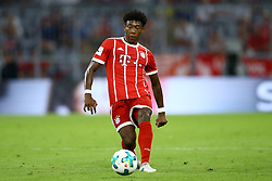 August 1, 2017 - Munich, Germany - David Alaba of Bayern during the second Audi Cup football match between FC Bayern Munich and FC Liverpool in the stadium in Munich, southern Germany, on August 1, 2017. (Credit Image: © Matteo Ciambelli/NurPhoto via ZUMA Press)