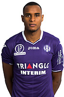 Steven Fortes during Photoshooting of Toulouse for new season 2017/2018 on September 29, 2017 in Bordeaux, France. <br /> Photo : TFC / Icon Sport