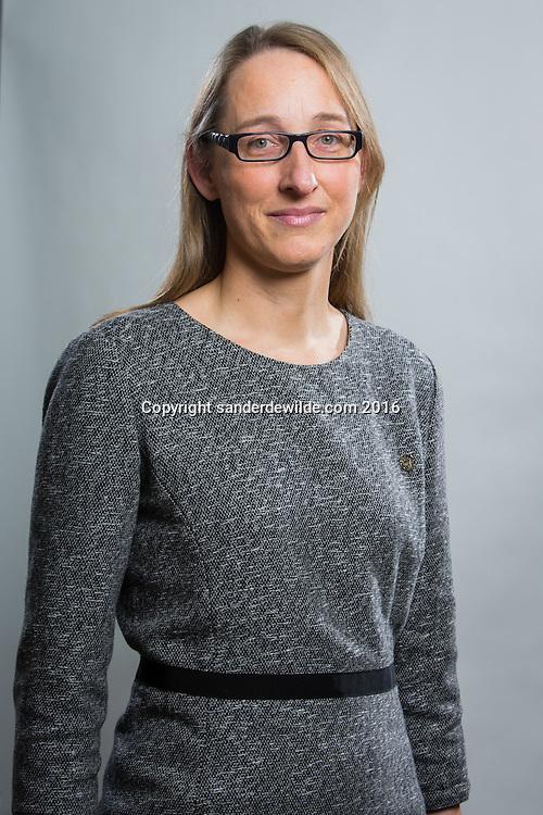 2016-01-18 Brussels, Belgium. SCS Boehringer Ingelheim Comm.V portrait of Christiane Wijsen
