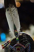 The 31st annual Gathering of Nations Powwow draws dancers, participants and spectators from across Indian Country each spring to The University of New Mexico in Albuquerque; this powwow is considered to be the largest in North America.