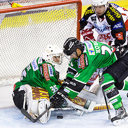 20130927: SLO, Ice Hockey - EBEL League, HDD Telemach Olimpija vs EC KAC Klagenfurt