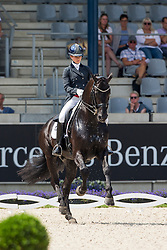 Fry Charlotte, GBR, Glamourdale<br /> CHIO Aachen 2019<br /> © Hippo Foto - Sharon Vandeput<br /> 17/07/19