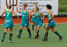 Auckland-Hockey, Four Nations, Australia v India