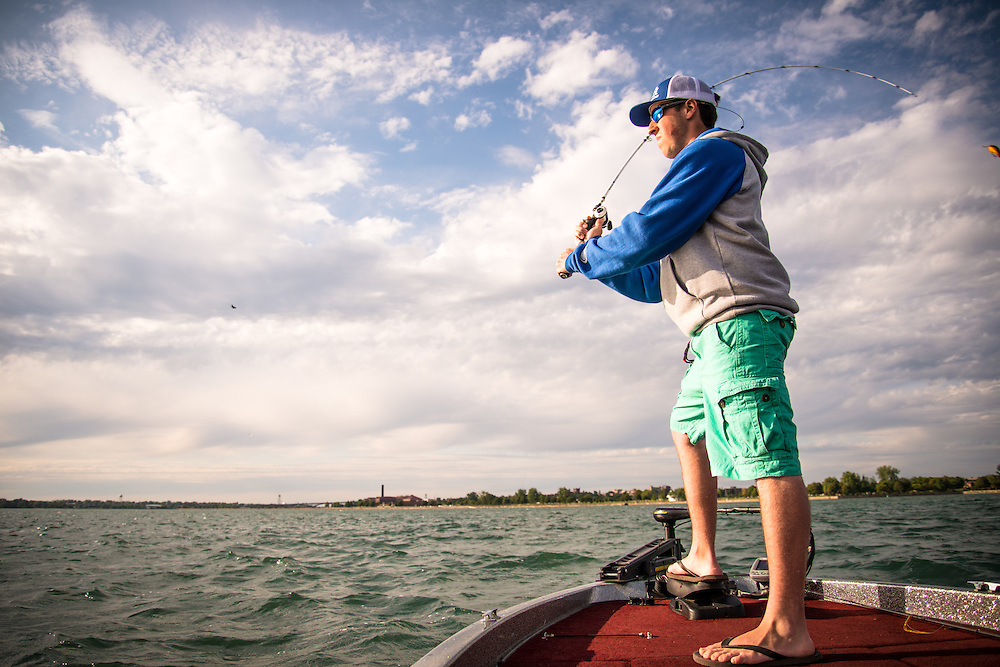 Bass Fishing Photographs
