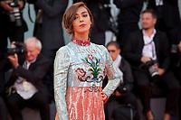 Stella Egitto at the premiere of the film The Leisure Seeker (Ella & John) at the 74th Venice Film Festival, Sala Grande on Sunday 3 September 2017, Venice Lido, Italy.