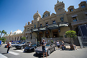 May 20-24, 2015: Monaco Grand Prix - Monaco atmosphere outside the Casino.
