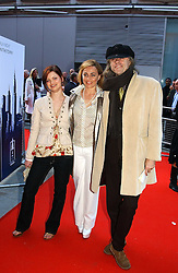 PIXIE GELDOF, JEANNE MARINE and SIR BOB GELDOF at the English National Opera's 'On The Town' presented by SKY and Artsworld followed by a Tribute to Leonard Bernstein hosted by Jerry Hall at The London Coliseum, St.Martin's Lane, London WC2 on 11th May 2005.