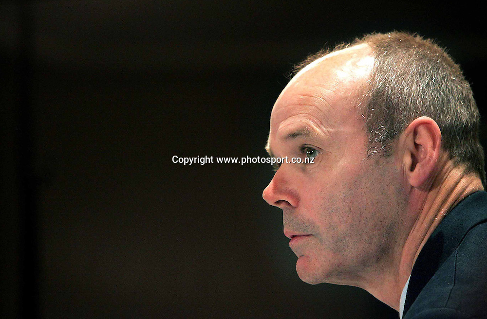 British and Irish Lions Tour to New Zealand 2005 Training and Press Conference, Wellington, New Zealand 29/6/2005<br />