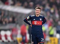 Fussball  1. Bundesliga  Saison 2017/2018  17. Spieltag VfB Stuttgart - FC Bayern Muenchen             16.12.2017 Thomas Mueller (FC Bayern Muenchen)