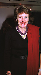 LADY KENILWORTH at a party in London on 14th October 1998.MKU 71