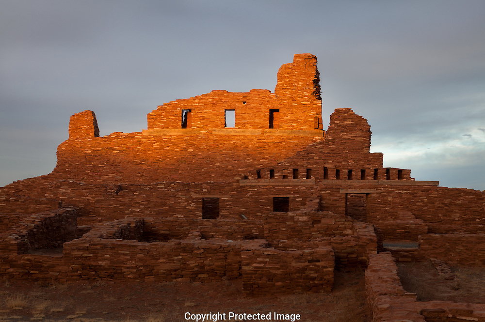 Abo Mission, Salinas Pueblo Missions National Monument, New Mexico