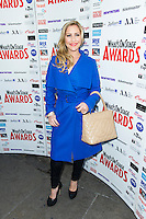 Heidi Range, WhatsOnStage Awards Nominations - launch party, Cafe De Paris, London UK, 06 December 2013, Photo by Raimondas Kazenas