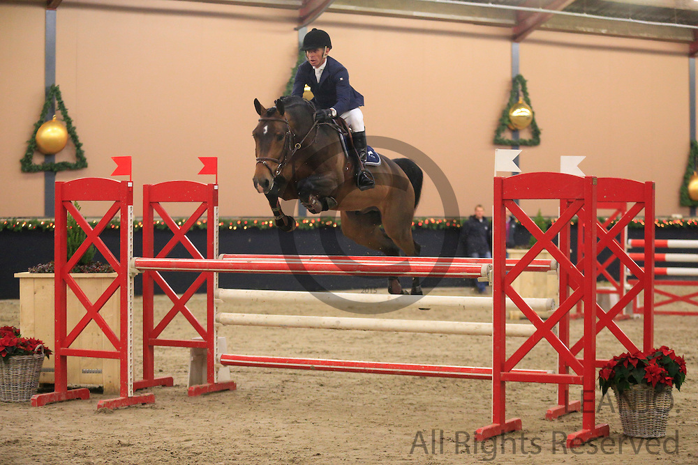 Michel Verbeeck - Chapeau Valiere<br /> KNHS/KWPN GMB Hengstencompetitie Roosendaal 2012<br /> © DigiShots