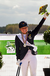Brenner Hannelore, (GER) - Freestyle Test Grade III Para Dressage - Alltech FEI World Equestrian Games™ 2014 - Normandy, France.<br /> © Hippo Foto Team - Leanjo de Koster<br /> 25/06/14
