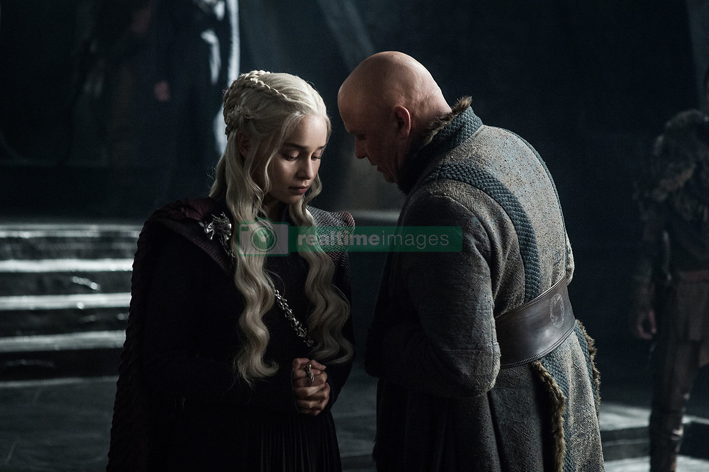 September 1, 2017 - Emilia Clarke, Conleth Hill..'Game Of Thrones' (Season 7) TV Series - 2017 (Credit Image: © Hbo/Entertainment Pictures via ZUMA Press)