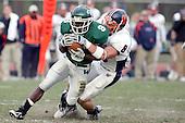 2007 Illinois Wesleyan Titans Football Photos