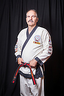 Karate photographs in Fenton, Michigan.