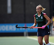 Surbiton's Hannah Martin during the bronze medal match at the EHCC 2017 at Den Bosch HC, The Netherlands, 5th June 2017