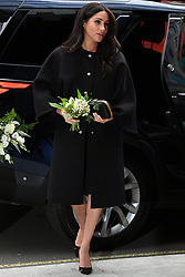 Prince Harry and Meghan Markle pay their respects to those killed in Christchurch at New Zealand House, London, UK, on the 19th March 2019. 19 Mar 2019 Pictured: Prince Harry and Meghan Markle pay their respects to those killed in Christchurch at New Zealand House, London, UK, on the 19th March 2019. Photo credit: James Whatling / MEGA TheMegaAgency.com +1 888 505 6342