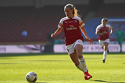 February 23, 2019 - Sheffield, England, United Kingdom - Beth Mead of Arsenal..during the FA Women's Continental League Cup Final football match between Arsenal Women and Manchester City Women at Bramall Lane on February 23, 2019 in Sheffield, England. (Credit Image: © Action Foto Sport/NurPhoto via ZUMA Press)
