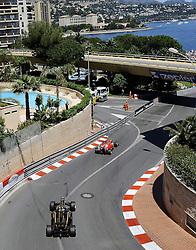 28.05.2011, Circuit de Monaco, Monte Carlo, MCO, Großer Preis von Monaco, Monte Carlo, RACE 06, im Bild  DHL Branding - Fernando Alonso (ESP),  Scuderia Ferrari - Vitaly Petrov (RUS), Lotus Renault GP    EXPA Pictures © 2011, PhotoCredit: EXPA/ nph/  Dieter Mathis        ****** only for AUT, POL & SLO ******