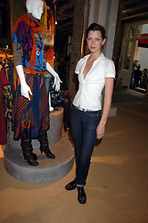 Actress MARGO STILLEY at a priavte view of Marks & Spencer's Autumn Winter collection 2007 held at One The Piazza, Covent Garden, London on 24th May 2007.<br /><br />NON EXCLUSIVE - WORLD RIGHTS