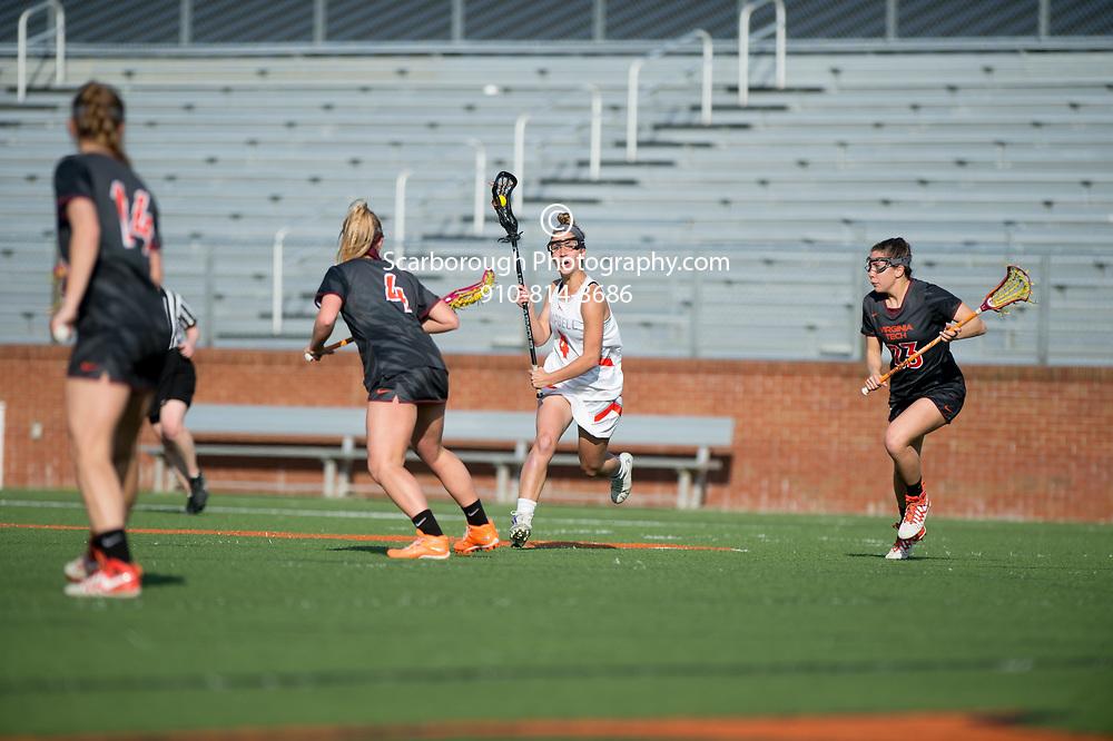 2017 Campbell University Lacrosse vs Virginia Tech
