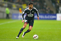 Rachid GHEZZAL  - 20.01.2015 - Nantes / Lyon  - Coupe de France 2014/2015<br /> Photo : Vincent Michel / Icon Sport