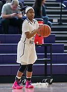 Cedar Ridge's Kryshona Carter returned to play action against McNeil Saturday at home.  The Raiders defeated the Mavs 84-39.  (LOURDES M SHOAF for Round Rock Leader.)