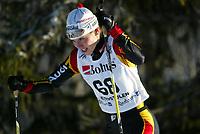 Langrenn, 22. november 2003, Verdenscup Beitostølen, Stefanie Boehler, Tyskland
