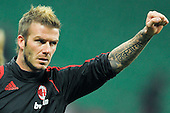 Beckham returns to Milan