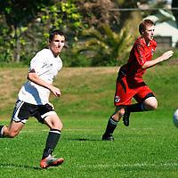 Lick v. Valley Christian Boys Soccer 082410