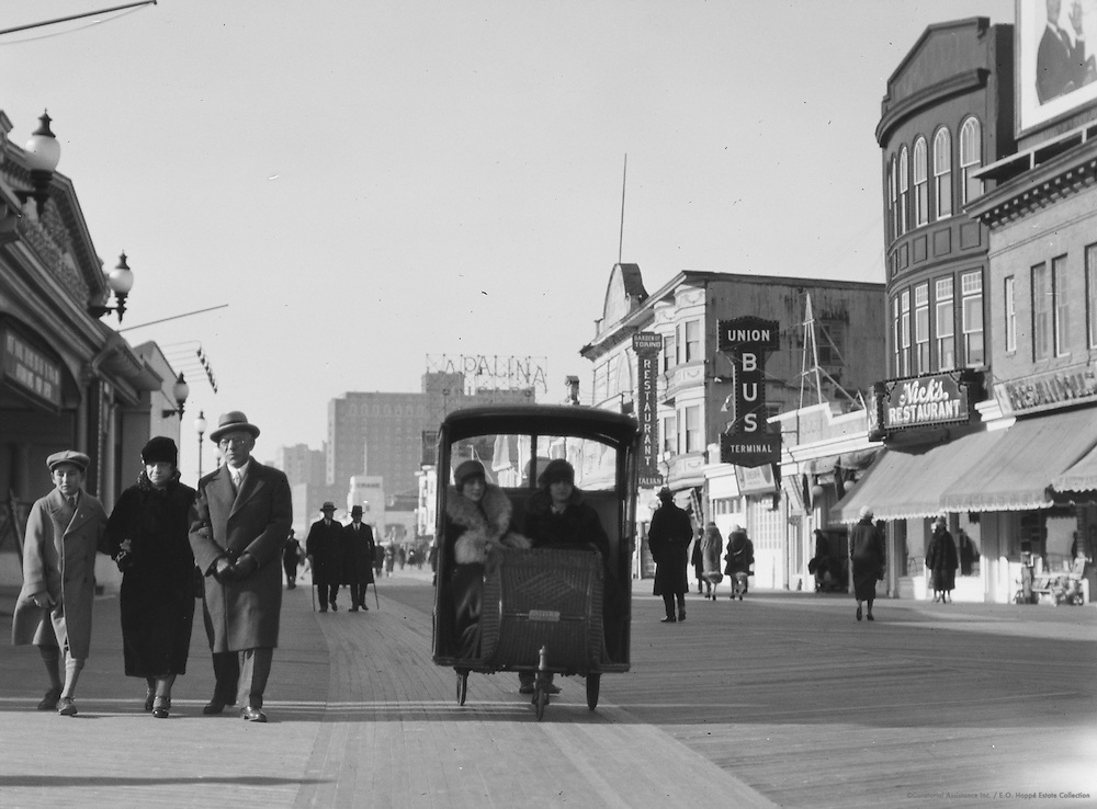 Atlantic City, New Jersey, USA, 1926