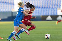 during the match of  European Women's Championship 2017 at Leganes, between Spain and Finland. September 20, 2016. (ALTERPHOTOS/Rodrigo Jimenez)