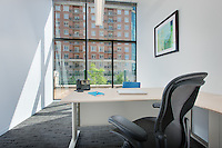 Annapolis interior image of Business Suites office building by Jeffrey Sauers of Commercial Photographics