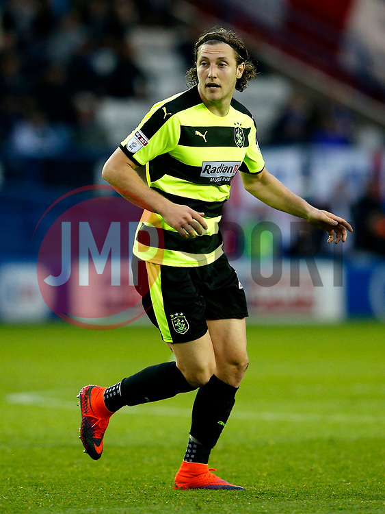 Michael Hefele of Huddersfield Town - Mandatory by-line: Matt McNulty/JMP - 17/05/2017 - FOOTBALL - Hillsborough - Sheffield, England - Sheffield Wednesday v Huddersfield Town - Sky Bet Championship Play-off Semi-Final 2nd Leg