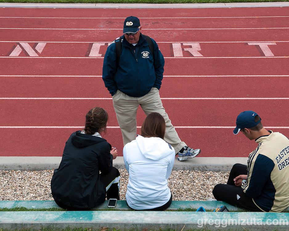 Cascade Conference Championships on May 10, 2014 at Northwest Nazarene University, Nampa, Idaho.