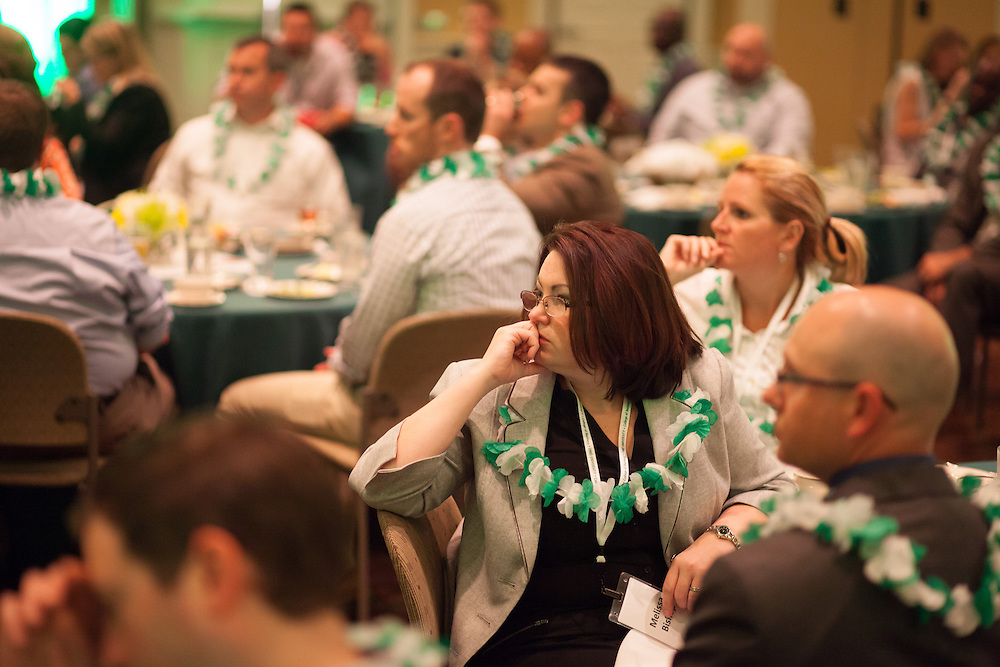 College of Business Master of Business Administration Conference at Ohio Univeristy April 26, 2014.  Photo by Ohio University / Jonathan Adams