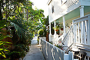 Key West style house Key West, Florida.