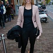 NLD/Amsteram/20121024- Presentatie biografie Joop van den Ende, Alexandra Alphenaar