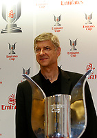 Photo: Richard Lane Photography. Emirates Cup Press Conference. 01/08/2008. Arsenal manager, Arsene Wenger.