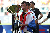 21.05.2017 - Torino Juventus Stadium -  Festa e premiazione scudetto 2016-17  nella  foto: Mario Mandzukic