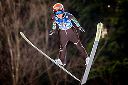 Yuki Ito (JPN) during 1st Round at Day 1 of FIS Ski Jumping World Cup Ladies Ljubno 2018, on January 27, 2018 in Ljubno ob Savinji, Ljubno ob Savinji, Slovenia. Photo by Ziga Zupan / Sportida