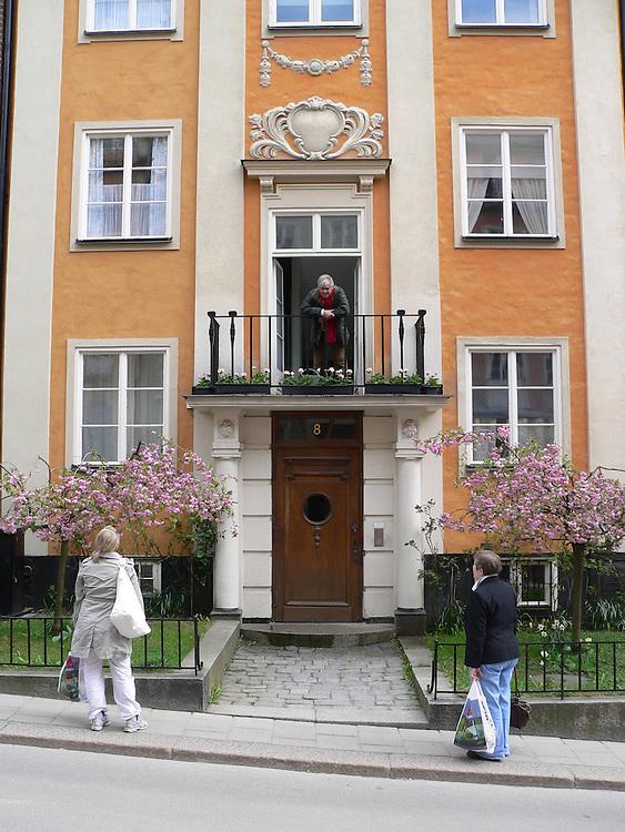 Danderydsgatan på Östermalm.