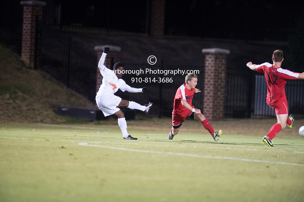 November 2nd, 2013, Buies Creek North Carolina, Campbell Women Soccer vs Liberty