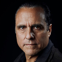 Maurice Benard  is an Emmy Award winning actor best known for his role as Sonny Corinthos on the hit show General Hospital. During my last visit to Los Angeles, I was commissioned by Harper Collins to capture a Portrait of Maurice for the books cover.<br />